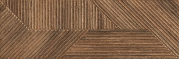 Ceramika Paradyz коллекция Woodskin элемент WOODSKIN BROWN STRUKTURA B 29,8X89,8